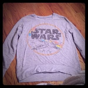 Womens Star Wars Sweat Top